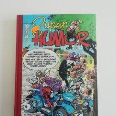 Tebeos: SUPER HUMOR MORTADELO Y FILEMON NÚMERO 6.. Lote 209856230