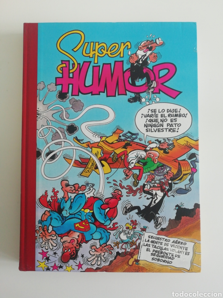 SUPER HUMOR MORTADELO Y FILEMON NÚMERO 11. (Tebeos y Comics - Bruguera - Super Humor)