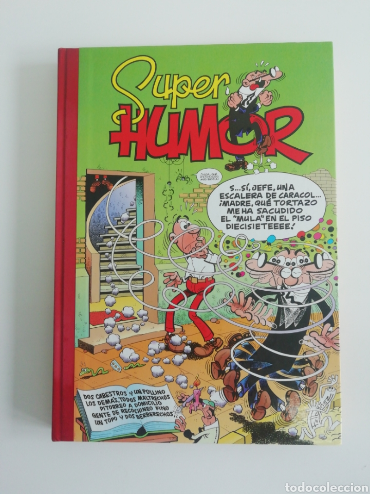 SUPER HUMOR MORTADELO Y FILEMON NÚMERO 24 (Tebeos y Comics - Bruguera - Super Humor)