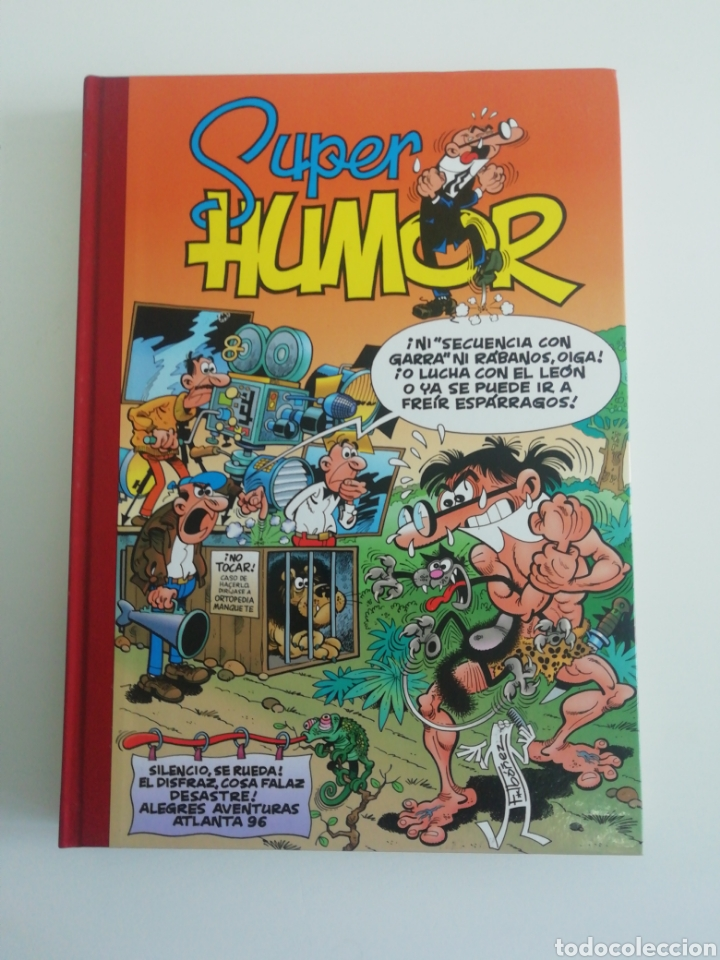 SUPER HUMOR MORTADELO Y FILEMON NÚMERO 27 (Tebeos y Comics - Bruguera - Super Humor)