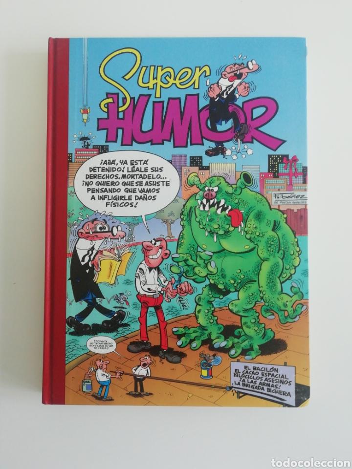 SUPER HUMOR MORTADELO Y FILEMON NÚMERO 18. (Tebeos y Comics - Bruguera - Super Humor)