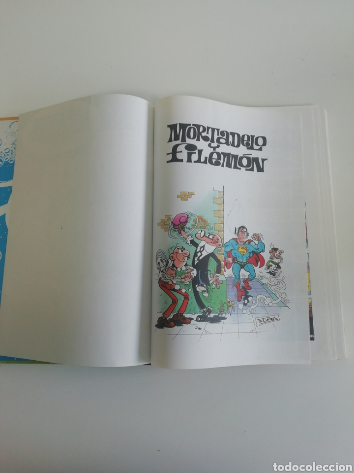 Tebeos: SUPER HUMOR MORTADELO Y FILEMON NÚMERO 13. - Foto 9 - 209860305