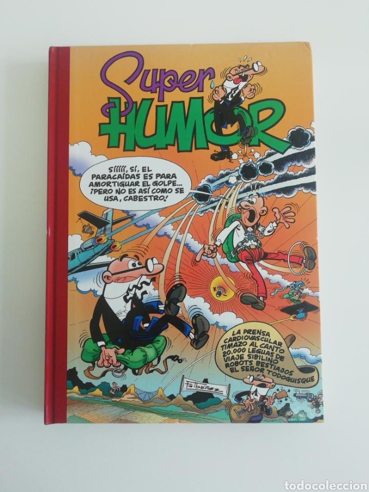 SUPER HUMOR MORTADELO Y FILEMON NÚMERO 25. (Tebeos y Comics - Bruguera - Super Humor)