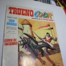 Tebeos: TRUENO COLOR Nº 4 AÑO I 1969 (ESTADO NORMAL). Lote 209931917