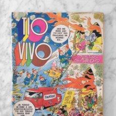 Tebeos: TIO VIVO - EXTRA DE CARNAVAL - ED. BRUGUERA - 1975 (VINCENT LARCHER, SECCION R). Lote 209933362