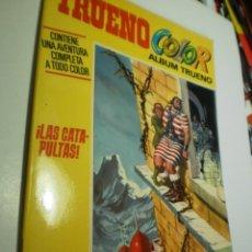 Tebeos: TRUENO COLOR Nº 23 LAS CATAPULTAS AÑO 1972 (SEMINUEVO). Lote 209934156