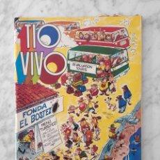 Tebeos: TIO VIVO - EXTRA DE VERANO - ED. BRUGUERA - 1976 (JOHN HAZARD, BRIGADA ESPECIAL). Lote 209934436