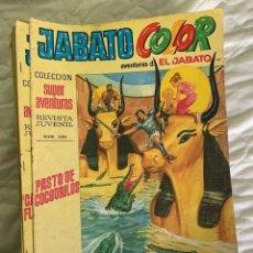 Tebeos: JABATO COLOR AÑO III Nº 62 EDITORIAL BRUGUERA. Lote 209954256