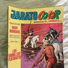 Tebeos: JABATO COLOR AÑO III Nº 103 EDITORIAL BRUGUERA. Lote 209954272