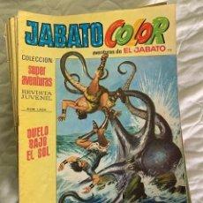 Tebeos: JABATO COLOR AÑO V Nº 113 EDITORIAL BRUGUERA. Lote 209954312