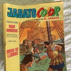 Tebeos: JABATO COLOR AÑO IV Nº 112 EDITORIAL BRUGUERA. Lote 209954355
