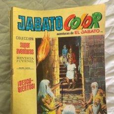 Tebeos: JABATO COLOR AÑO IV Nº 111 EDITORIAL BRUGUERA. Lote 209954398