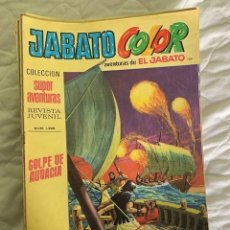 Tebeos: JABATO COLOR AÑO IV Nº 110 EDITORIAL BRUGUERA. Lote 209954425