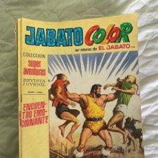 Tebeos: JABATO COLOR AÑO IV Nº 109 EDITORIAL BRUGUERA. Lote 209954467