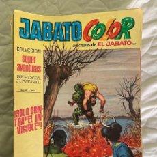 Tebeos: JABATO COLOR AÑO IV Nº 108 EDITORIAL BRUGUERA. Lote 209954503