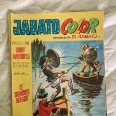 Tebeos: JABATO COLOR AÑO VI Nº 191 EDITORIAL BRUGUERA. Lote 209954632