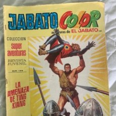 Tebeos: JABATO COLOR AÑO VI Nº 168 EDITORIAL BRUGUERA. Lote 209954825