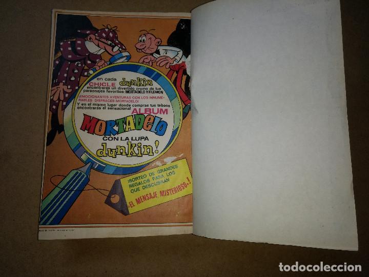 Tebeos: TOMO RETAPADO CON 33 DDT NºS del 141 al 224. BRUGUERA 1971. 6 PTS. BUEN ESTADO - Foto 34 - 209955978