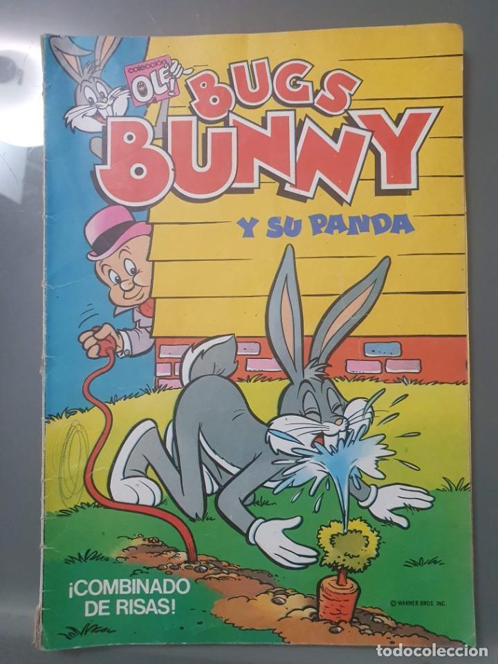 BUGS BUNNY 5 (Tebeos y Comics - Bruguera - Ole)