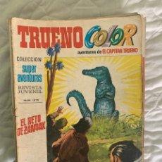 Tebeos: TRUENO COLOR AÑO II Nº 78 - EDITORIAL BRUGUERA - COLECCIÓN SUPER AVENTURAS - PRIMERA ÉPOCA 1972. Lote 210028486
