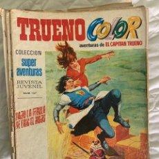 Tebeos: TRUENO COLOR AÑO I Nº 15 - EDITORIAL BRUGUERA - COLECCIÓN SUPER AVENTURAS - PRIMERA ÉPOCA 1972. Lote 210028540