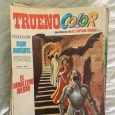 Tebeos: TRUENO COLOR AÑO VI Nº 193 - EDITORIAL BRUGUERA - COLECCIÓN SUPER AVENTURAS - PRIMERA ÉPOCA 1972. Lote 210028656