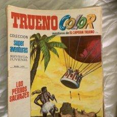 Tebeos: TRUENO COLOR AÑO V Nº 174 - EDITORIAL BRUGUERA - COLECCIÓN SUPER AVENTURAS - PRIMERA ÉPOCA 1972. Lote 210029195