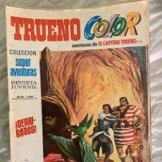 Tebeos: TRUENO COLOR AÑO V Nº 173 - EDITORIAL BRUGUERA - COLECCIÓN SUPER AVENTURAS - PRIMERA ÉPOCA 1972. Lote 210029217