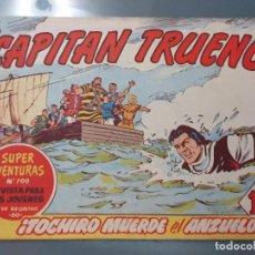Tebeos: EL CAPITAN TRUENO 329 ORIGINAL. Lote 210058598