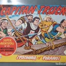 Tebeos: EL CAPITAN TRUENO 327 ORIGINAL. Lote 210058681