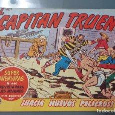 Tebeos: EL CAPITAN TRUENO 309 ORIGINAL. Lote 210059166