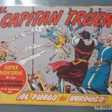 Tebeos: EL CAPITAN TRUENO 307 ORIGINAL. Lote 210059225