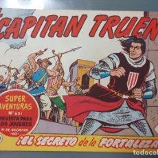 Tebeos: EL CAPITAN TRUENO 306 ORIGINAL. Lote 210059247