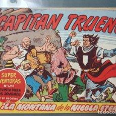 Tebeos: EL CAPITAN TRUENO 305 ORIGINAL. Lote 210059262