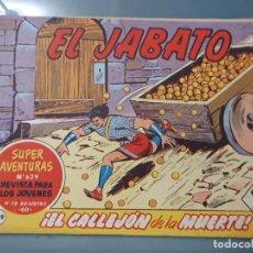 Tebeos: EL JABATO 199 ORIGINAL. Lote 210060032
