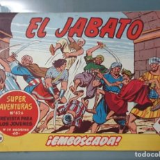 Tebeos: EL JABATO 198 ORIGINAL. Lote 210060052