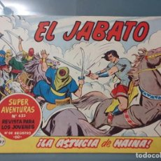 Tebeos: EL JABATO 197 ORIGINAL. Lote 210060075