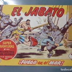Tebeos: EL JABATO 194 ORIGINAL. Lote 210060127