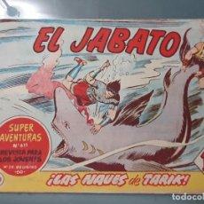 Tebeos: EL JABATO 193 ORIGINAL. Lote 210060151