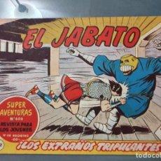 Tebeos: EL JABATO 192 ORIGINAL. Lote 210060175