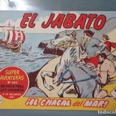 Tebeos: EL JABATO 191 ORIGINAL. Lote 210060196