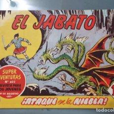 Tebeos: EL JABATO 190 ORIGINAL. Lote 210060226