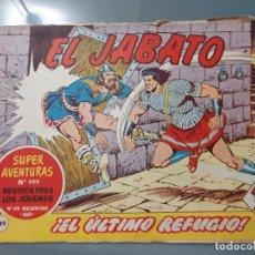 Tebeos: EL JABATO 189 ORIGINAL. Lote 210060250