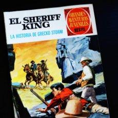 Tebeos: BASTANTE NUEVO EL SHERIFF KING 20 BRUGUERA. Lote 210075323