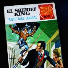 Tebeos: BUEN ESTADO EL SHERIFF KING 22 BRUGUERA. Lote 210075501