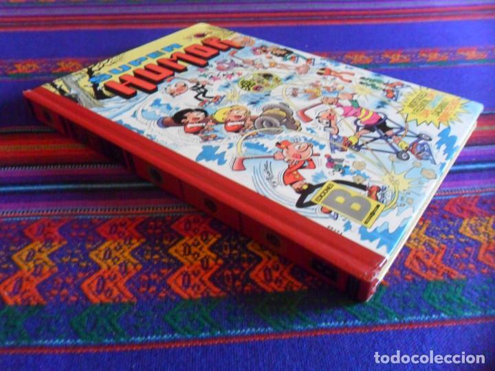 SUPER HUMOR Nº 38. EDICIONES B 2ª SEGUNDA EDICIÓN 1987. (Tebeos y Comics - Bruguera - Super Humor)