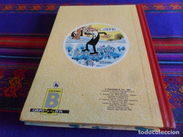 Tebeos: SUPER HUMOR Nº 38. EDICIONES B 2ª SEGUNDA EDICIÓN 1987. - Foto 2 - 210122371