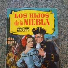 Tebeos: COLECCION HISTORIAS -- LOS HIJOS DE LA NIEBLA -- BRUGUERA 1ª EDICION 1963 --. Lote 210134473
