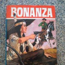 Tebeos: COLECCION HEROES Nº 58 -- BONANZA, LA REINA DE LOS NAVAJOS -- BRUGUERA 1ª EDICION 1965 --. Lote 210136830