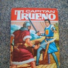 Tebeos: COLECCION HEROES Nº 15 -- CAPITAN TRUENO LOS PIRATAS ARGELINOS - BRUGUERA 2ª EDICION 1965 --. Lote 210137218